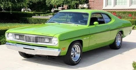 1970 Plymouth Duster with sound deadening and full soundproofing