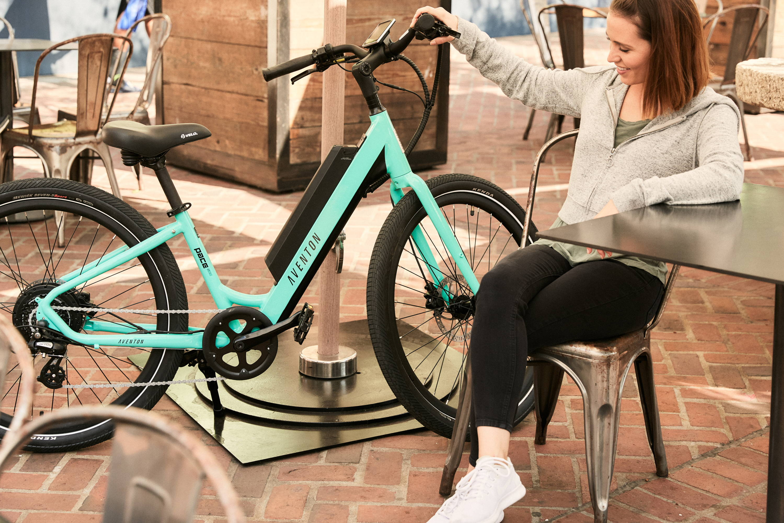 Step-Through E-Bike