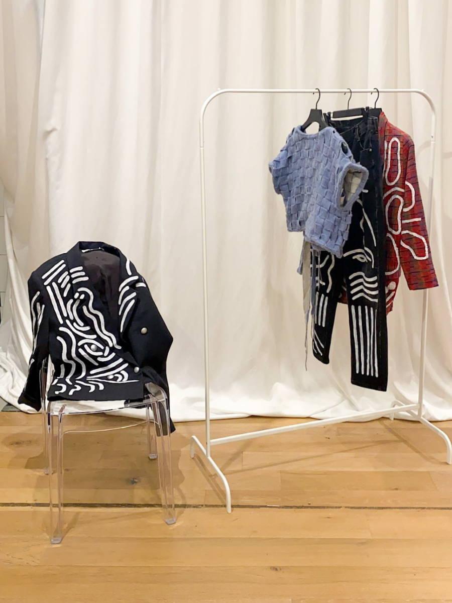 Fanfare Label Collection at London Fashion District Festival