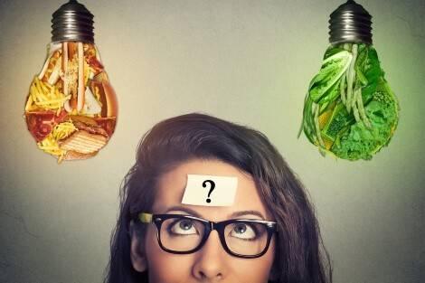 Welche Lebensmittel enthalten kaum Kohlenhydrate?