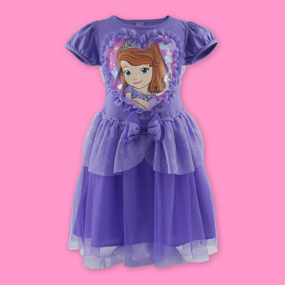 Girls Dress Disney