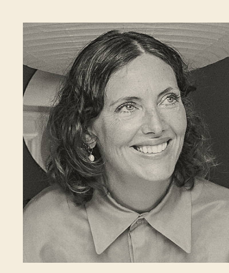 Portrait of designer Faye Toogood