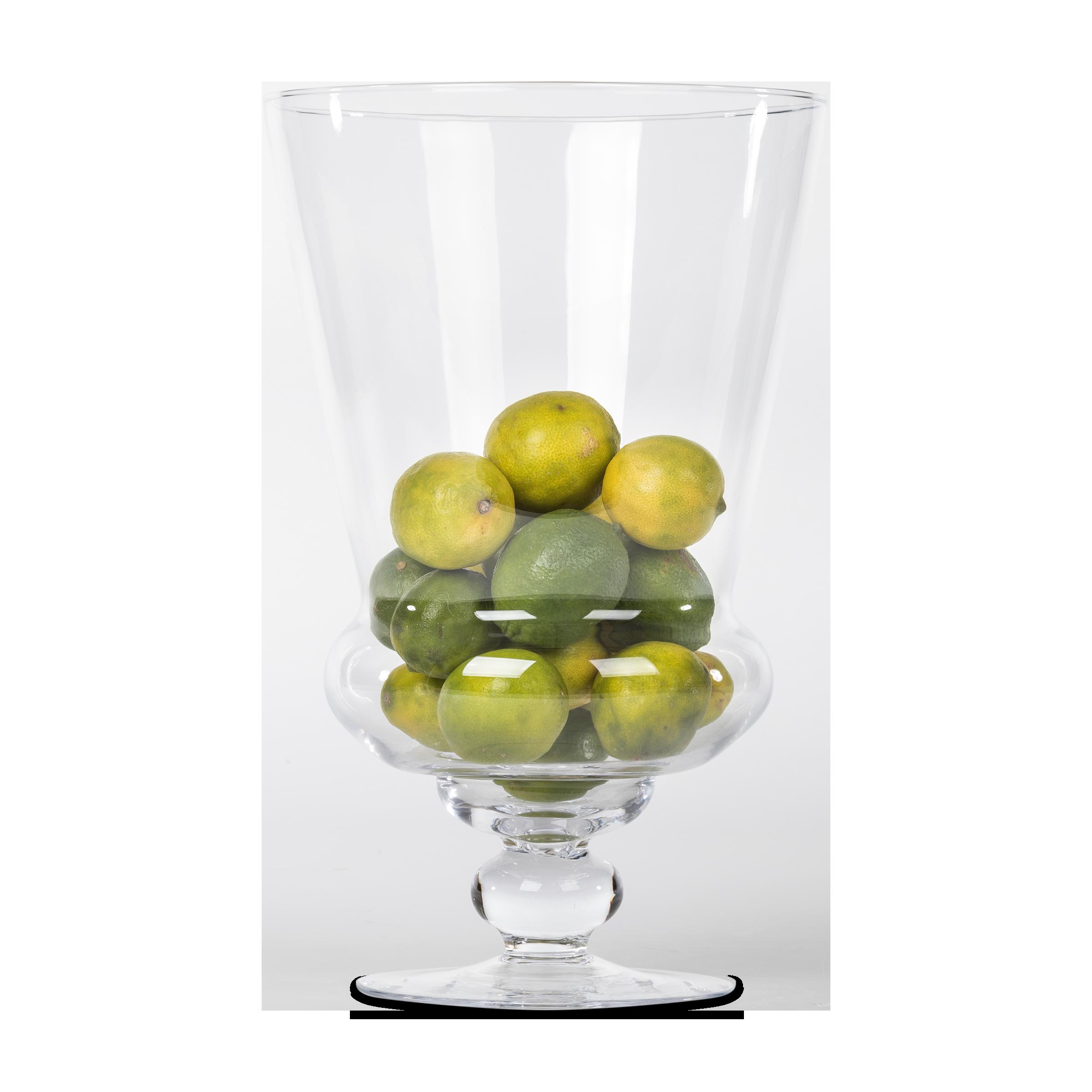 Glass Tureen