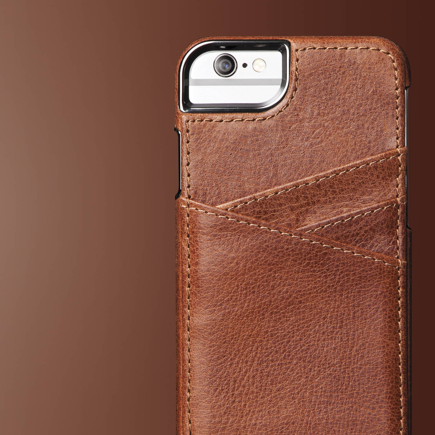 Sena Cases Cognac Phone Cases | Sena Cases
