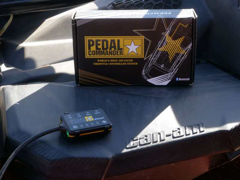 Pedal Commander - Throttle Response Controller