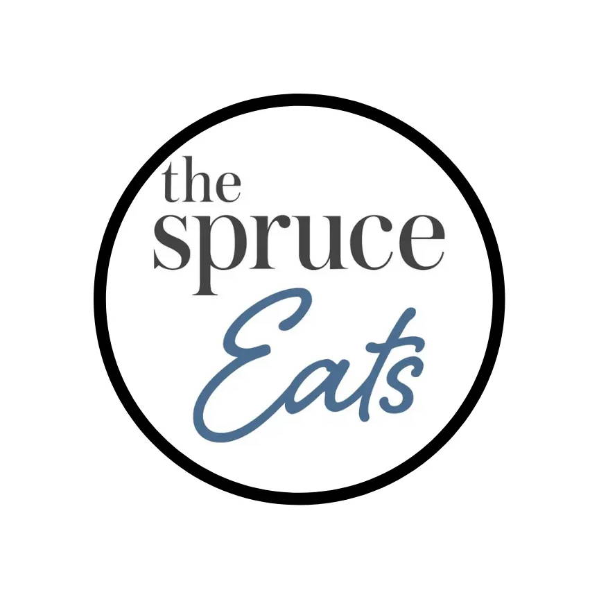 Graphic logo of The Spruce Eats
