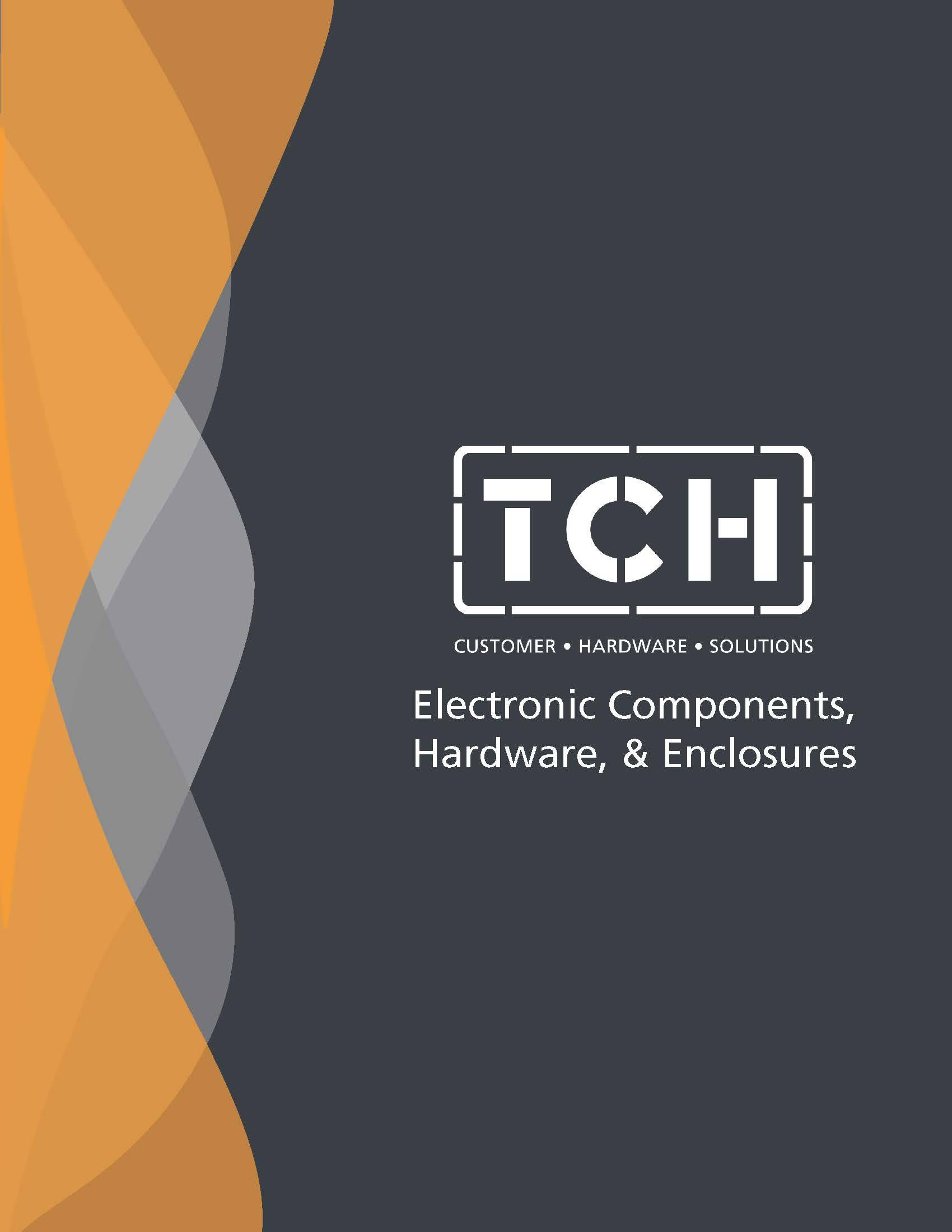 Cover of TCH's Electronic Components line card