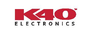 K40 electronics logo