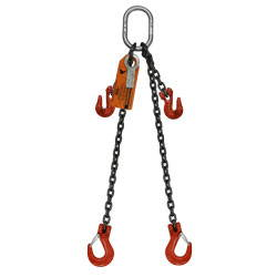 Two Leg Adjustable Type B  Lifting Chain Sling