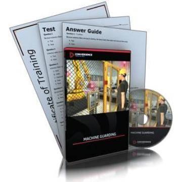Machine Guarding Safety DVD