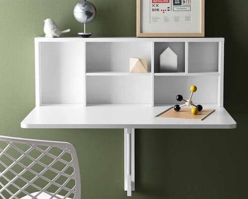 Connubia Spacebox Wall Mounted Desk