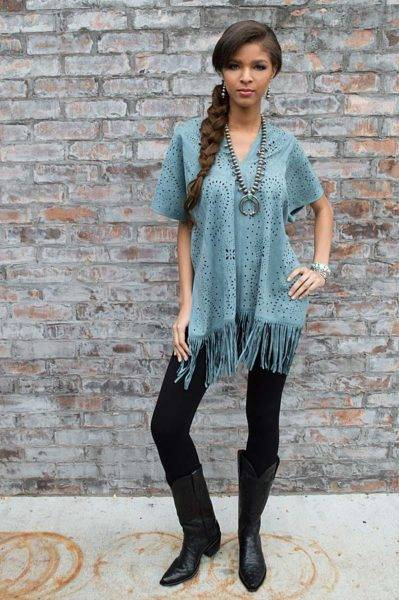 2dc63e0f964 How to Wear Cowboy Boots with Leggings - Pinto Ranch
