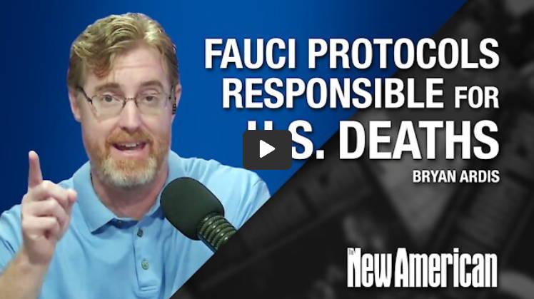 Dr. Bryan Ardis on NewAmerican