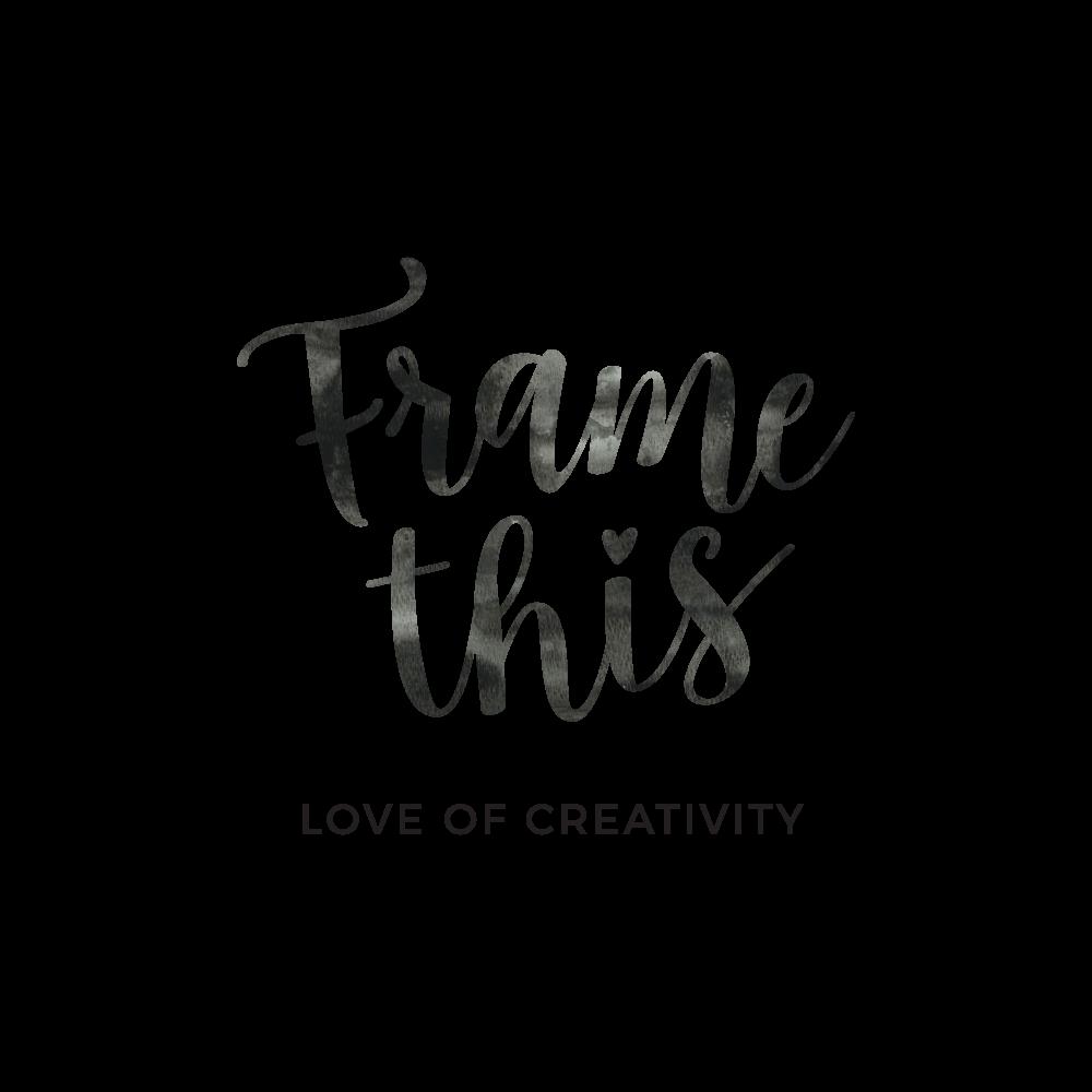 Frame this - Love Australian Handmade