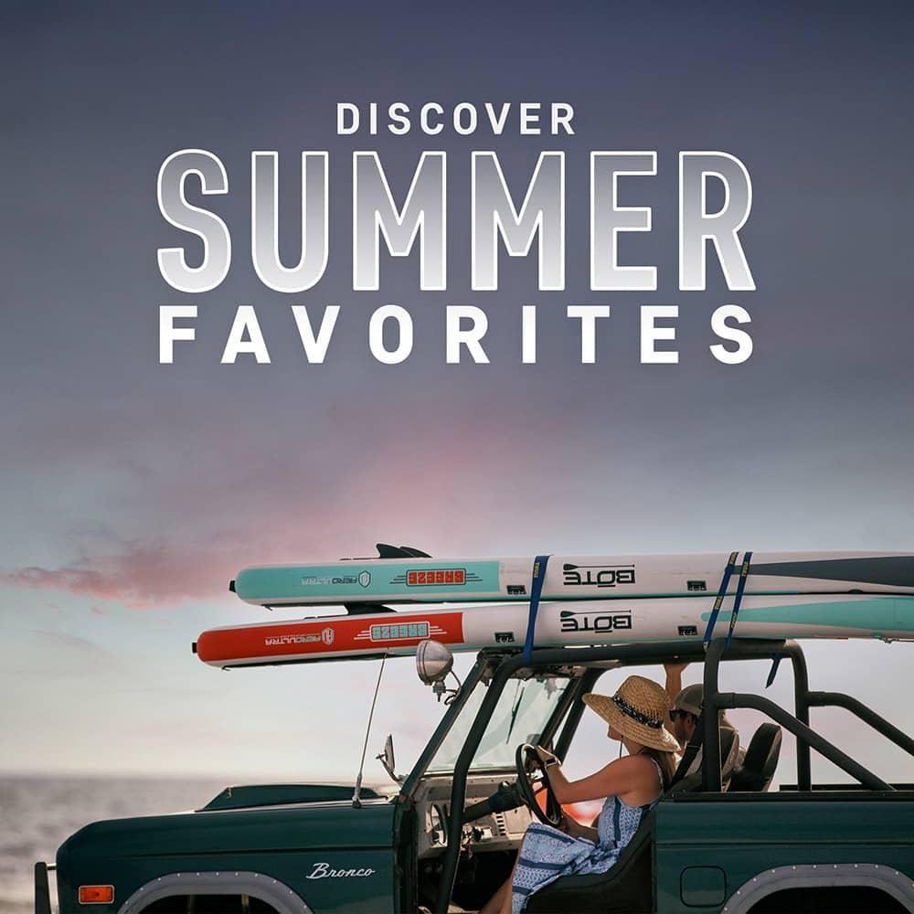 Discover Summer Favorites at BOTE