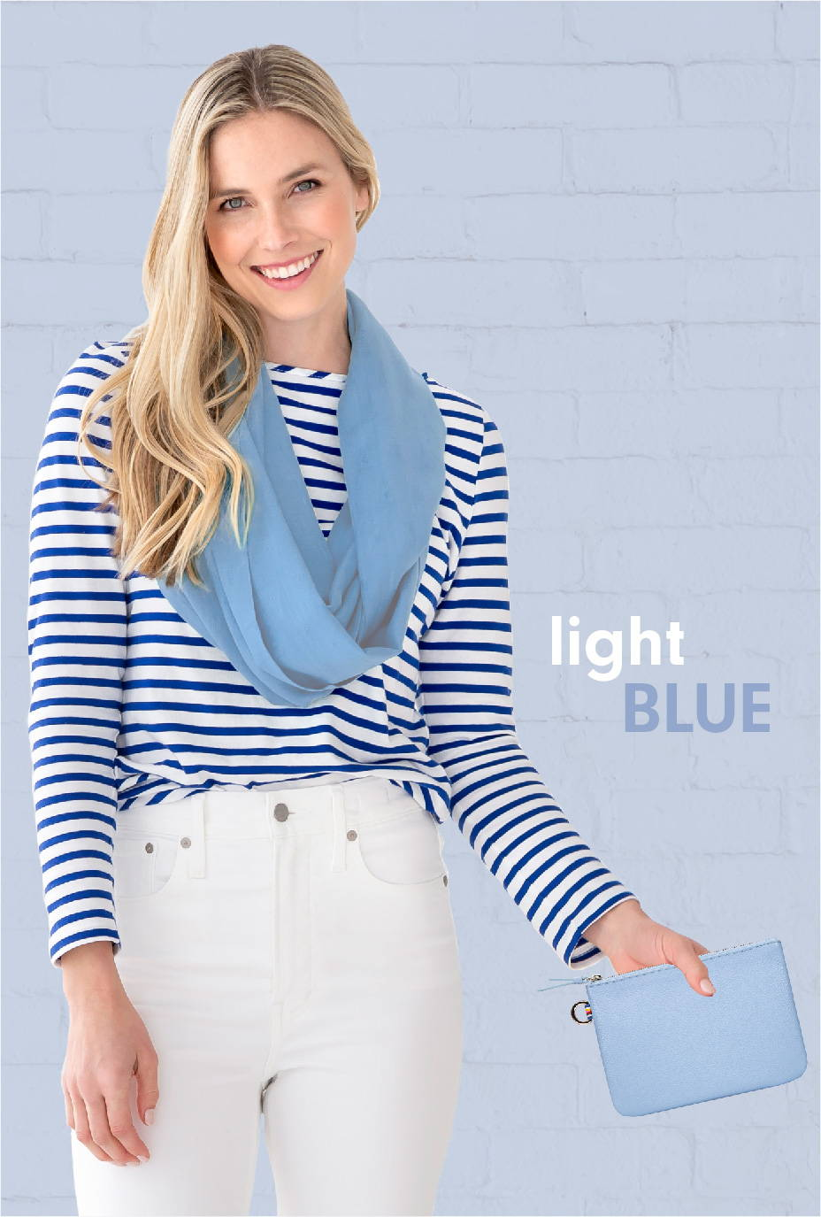 new spring color light blue