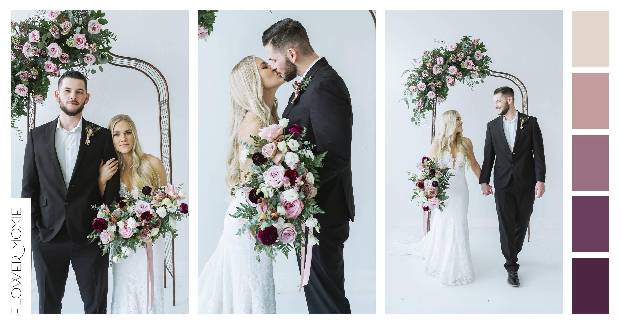 DIY wedding flower packages