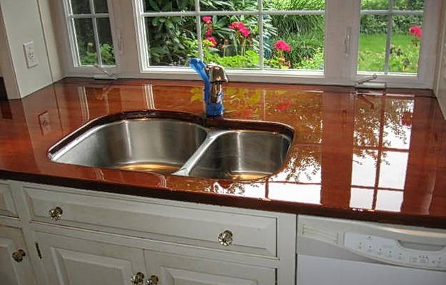 Epoxy Countertops Learn how to make old counter tops new again how to prep countertops for epoxy countertop install   prep for tile, wood, laminate, granite & more. epoxy countertops