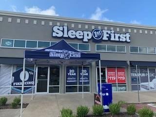 Sleep First Tempur-Pedic Mattress Store in Tyler Texas