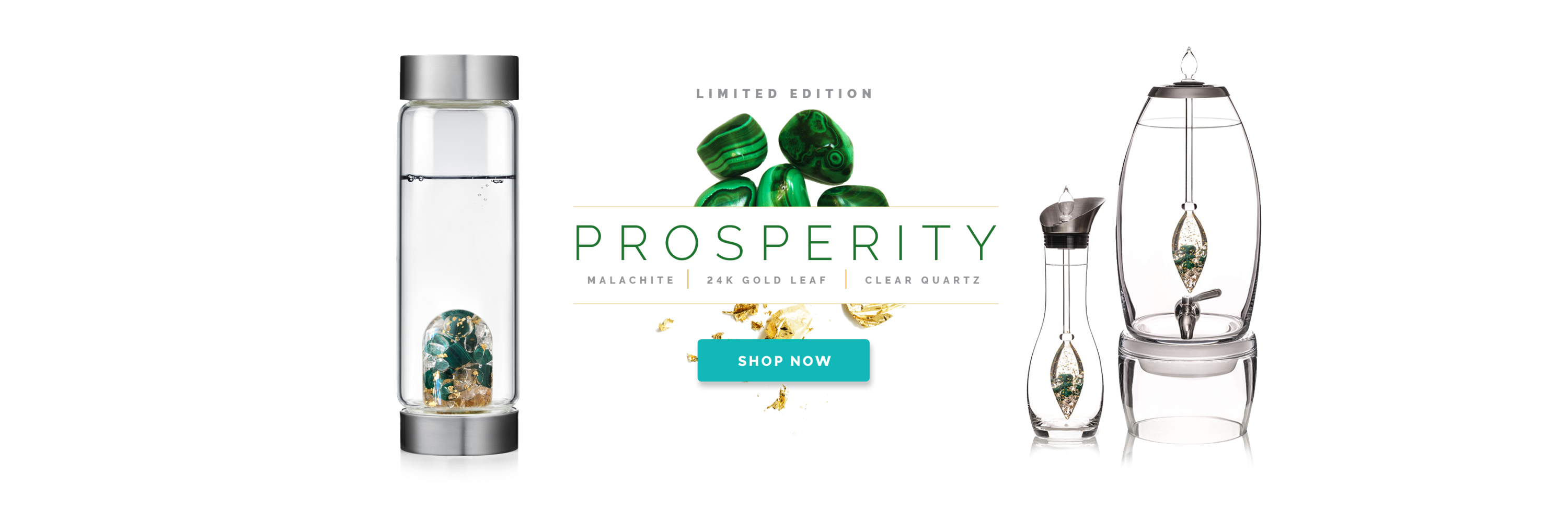 Prosperity Limited Edition Gem-Water Blend