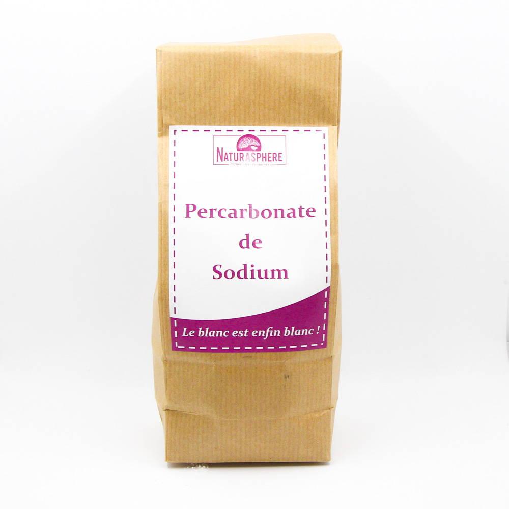 Le Percarbonate de Sodium
