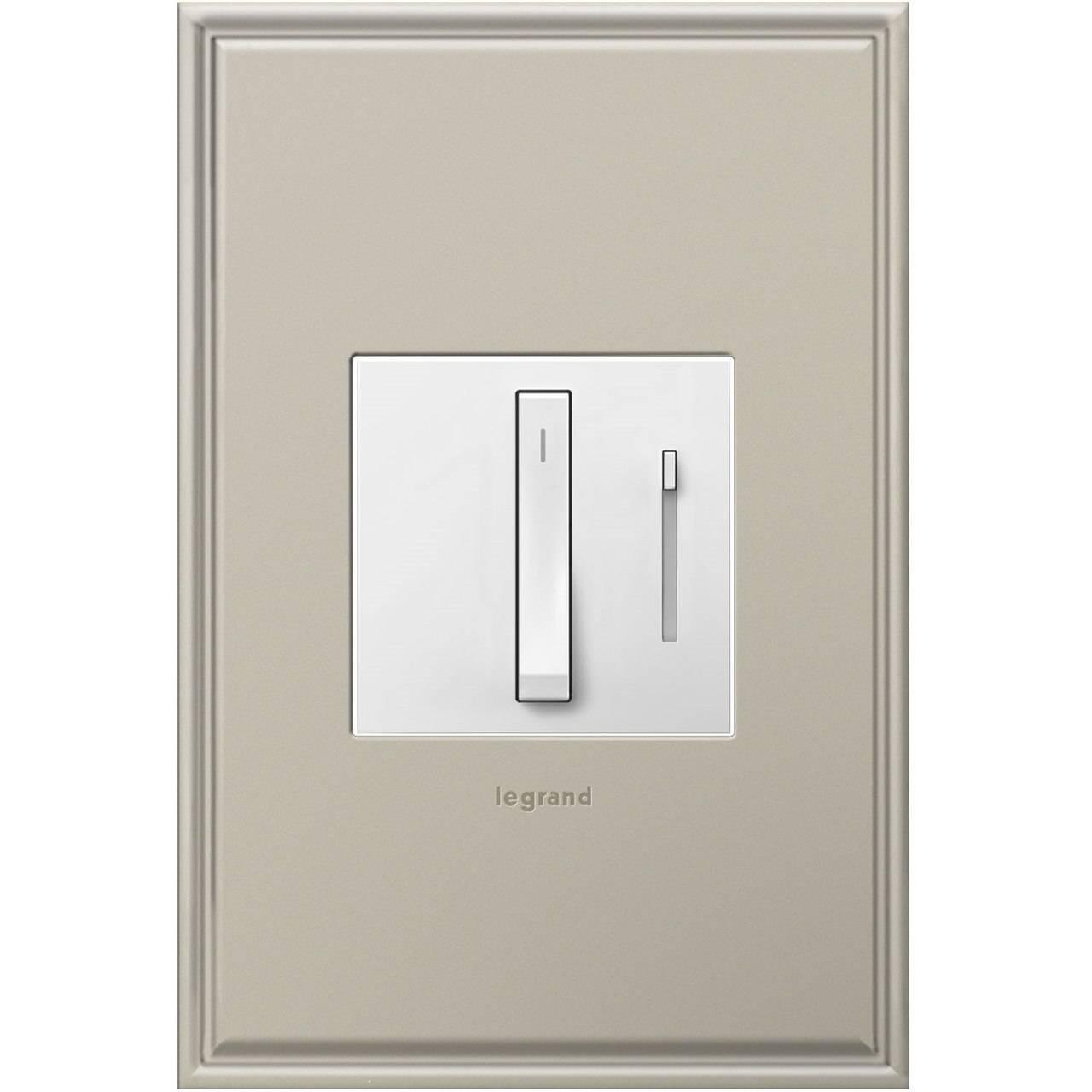 Legrand adorne whisper dimmer switch at brand LIghting
