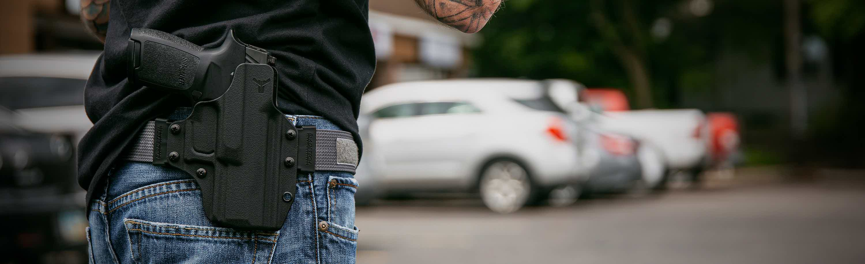 Open Carry Holsters