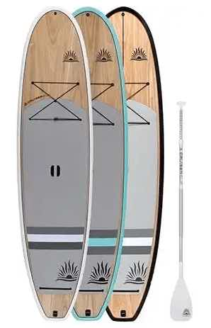 Blend Ultra-Lite Wood Carbon Paddle Board