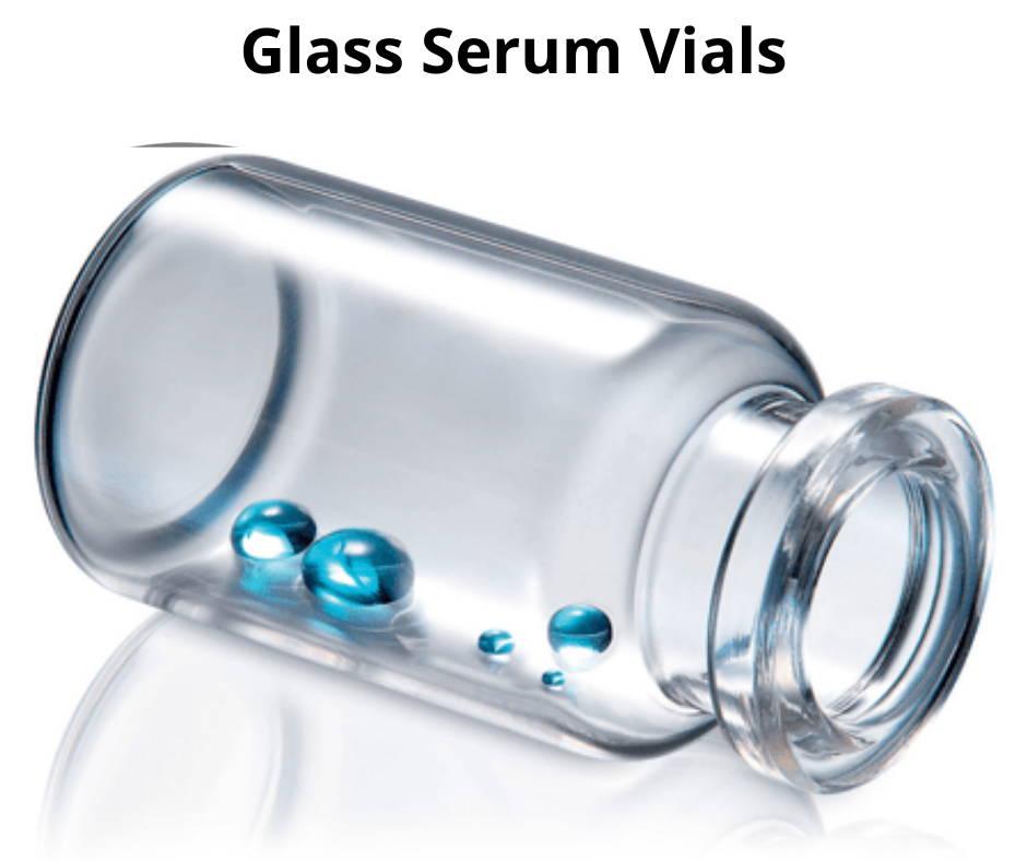 Glass Serum Vials