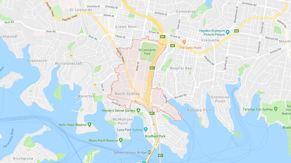 Clotheslines North Sydney 2055 NSW
