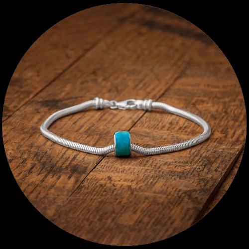 Charm Bead Bracelets