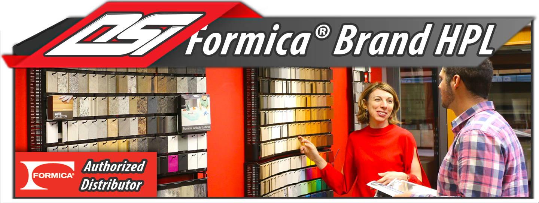 DSI Formica Brand HPL Laminate Sheets