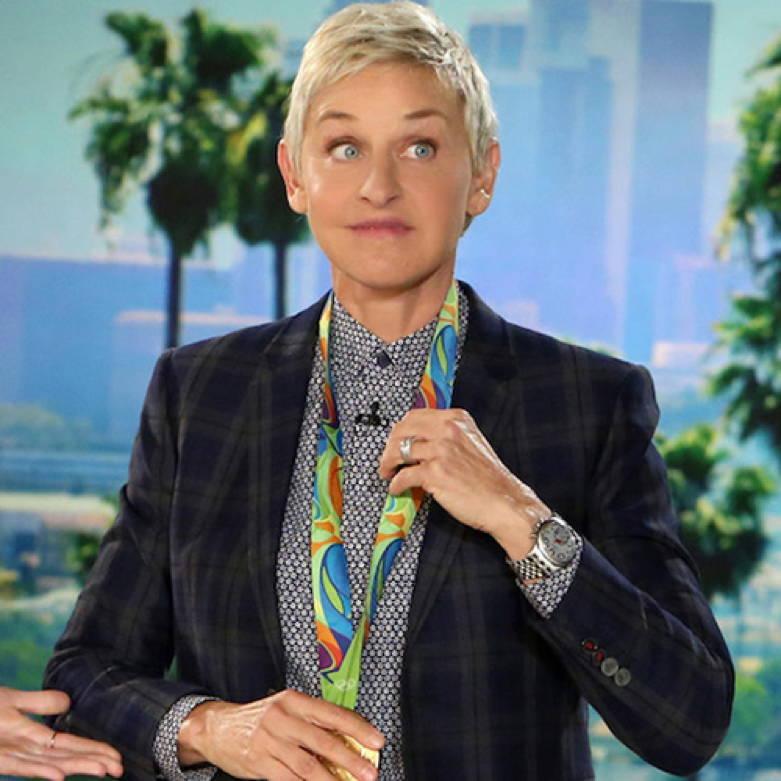 Ellen DeGeneres Timepiece