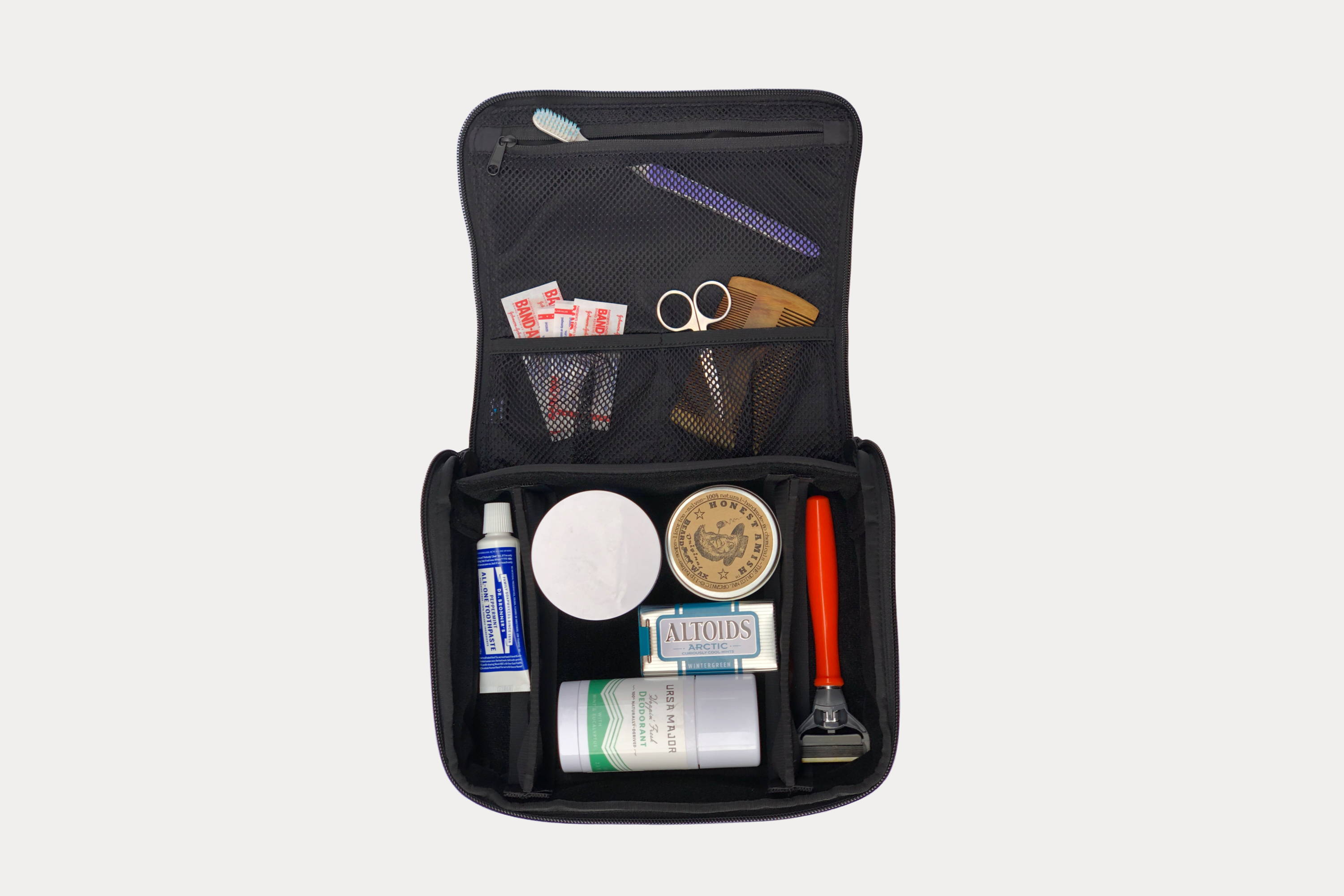 Minaal Toolcase XL - A tech or dopp kit for travelers and creatives.