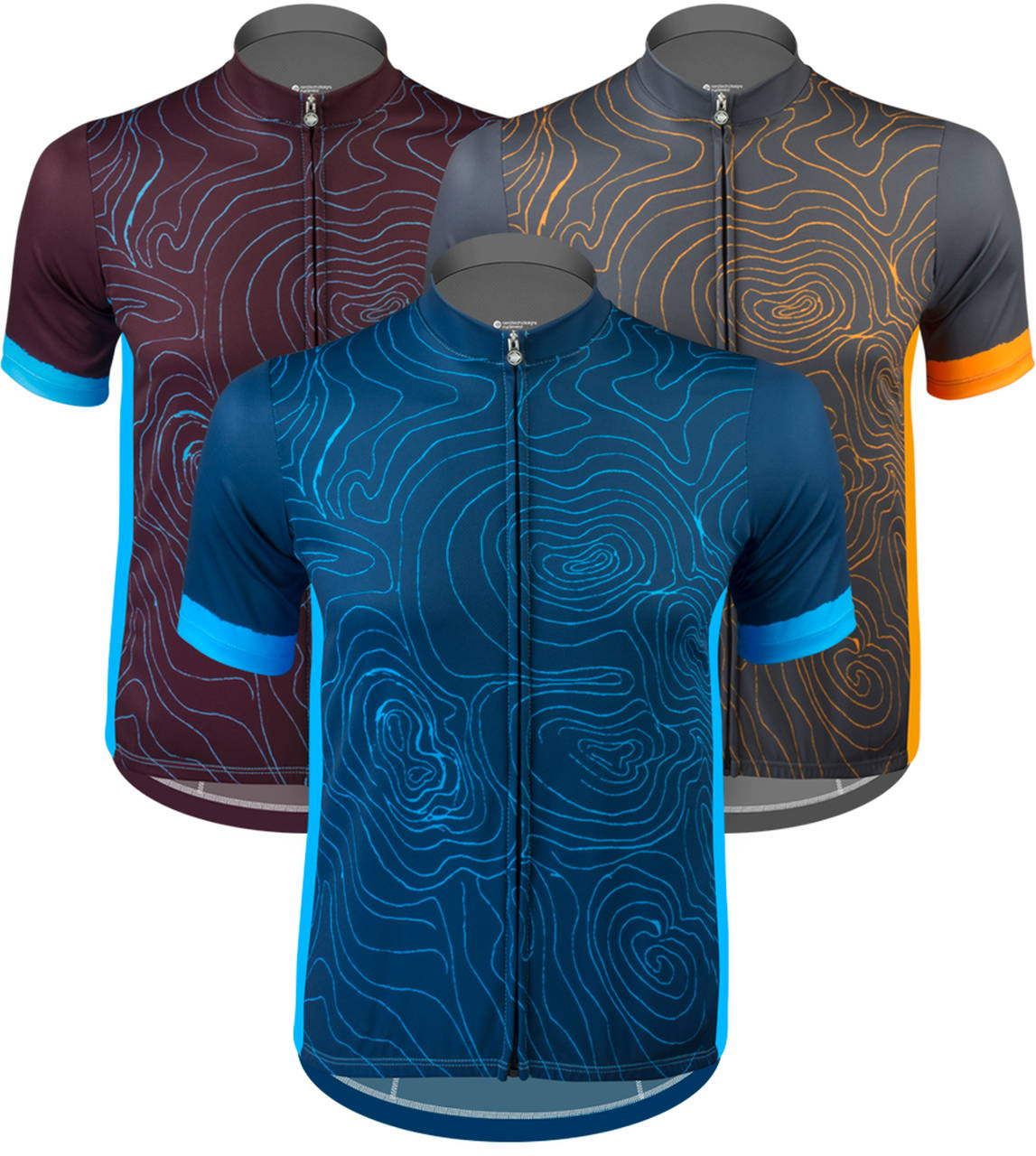 Topo Cycling Jersey