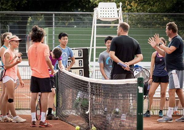 Waske Tennis University