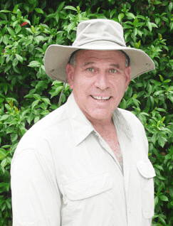 Jerry Tenenberg founder of High Quality Organics