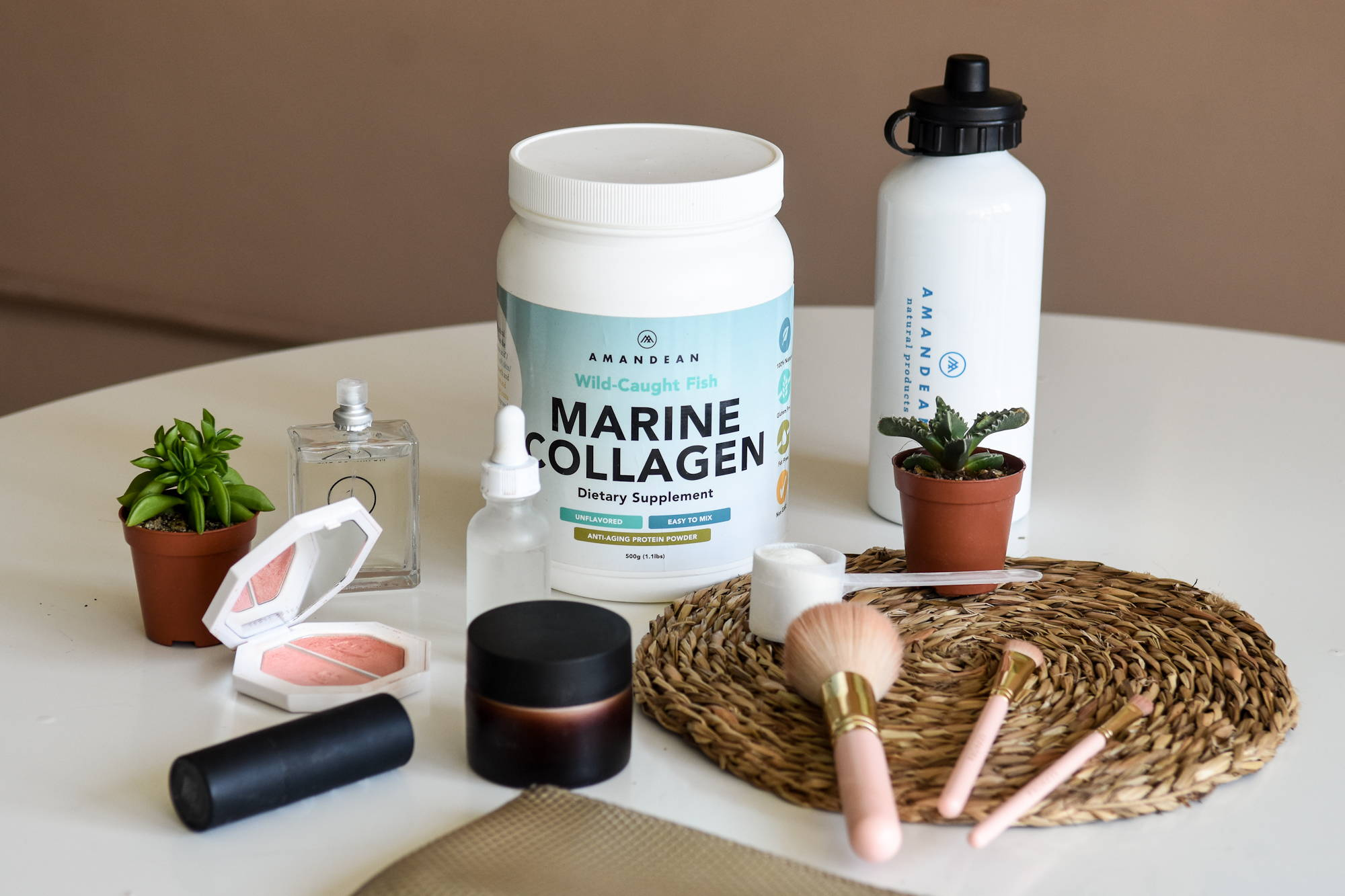 Wild Caught Marine Collagen For Skincare and Hairloss