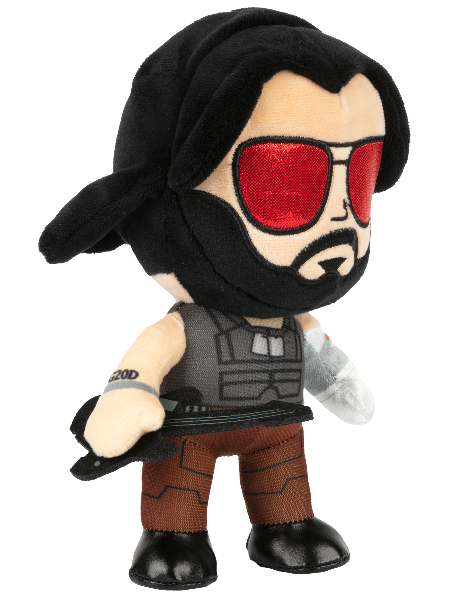 Product image of Cyberpunk 2077 M8Z Johnny Silverhand Plush