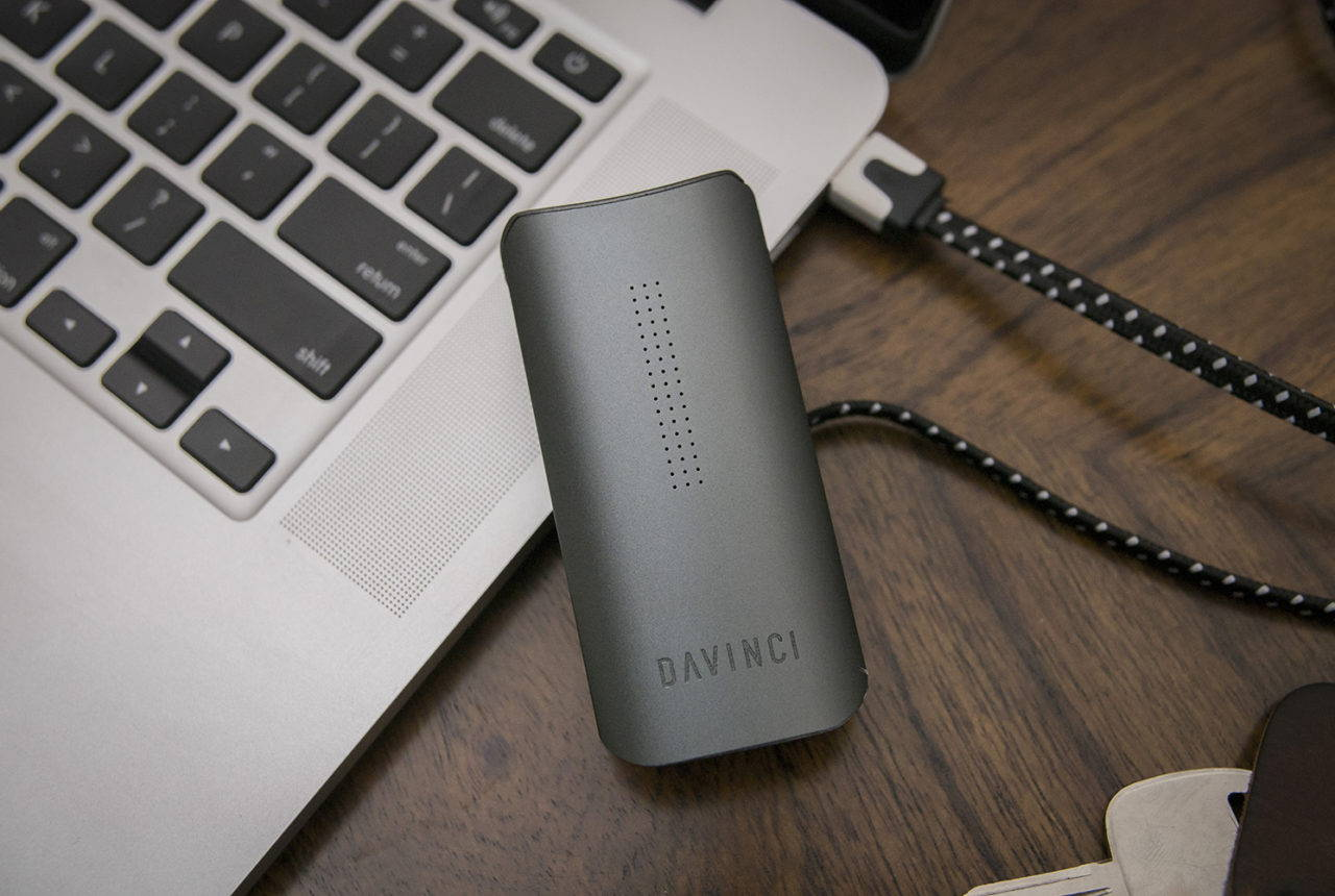 Davinci IQ Portable Vaporizer Battery Life