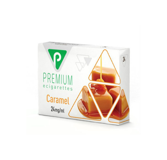 Caramel Cartomizers - 5pcs