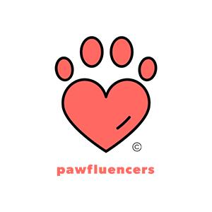 pawfluencer logo