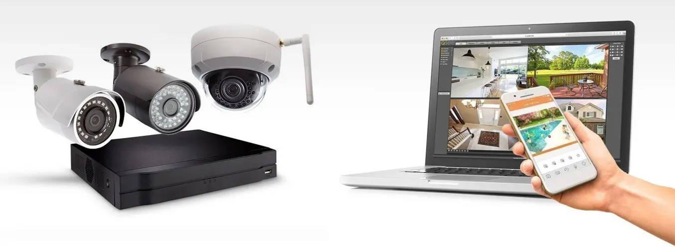Wireless Security Camera Maintenance
