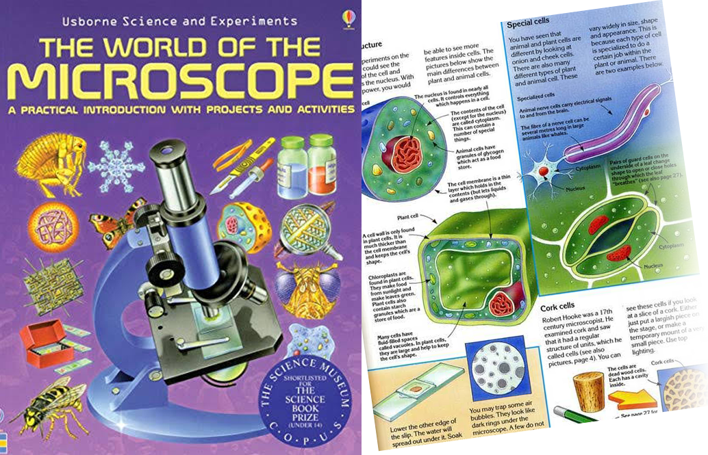 Microscope Book