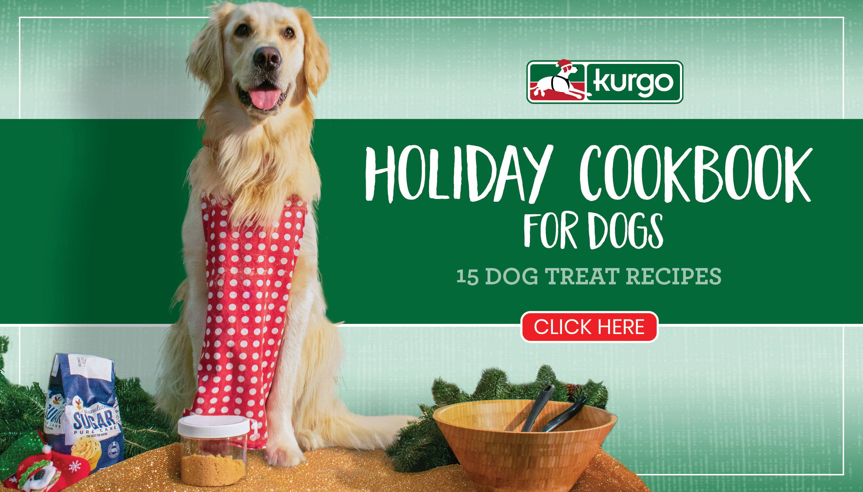 Dog Holiday Cookbook