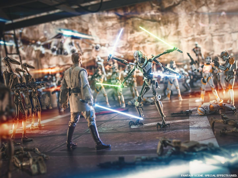 Hasbrotoypic Star Wars Revenge Of The Sith Hasbro Pulse
