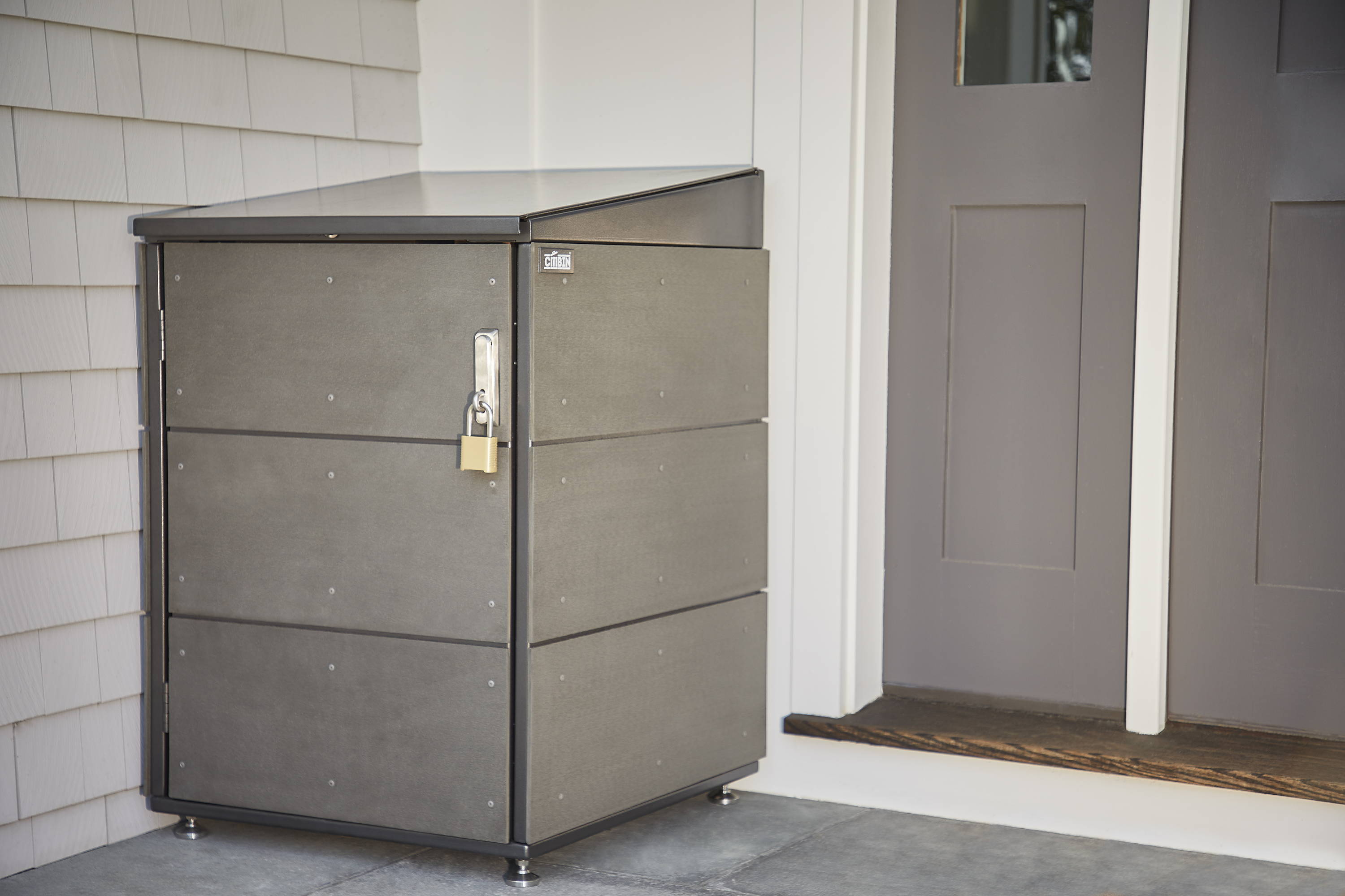 Package Delivery Lock Box For Home - Parcel Drop Box | CITIBIN