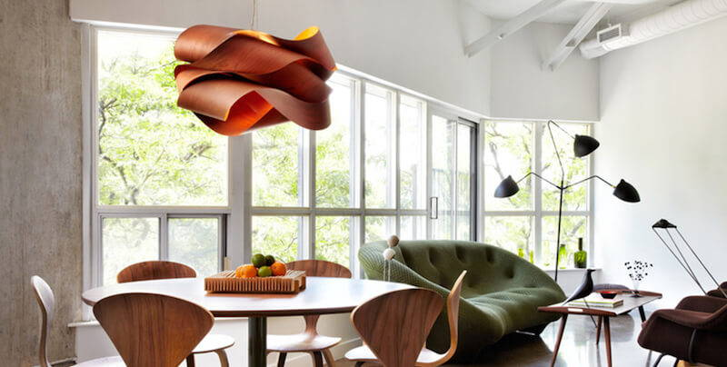 The best pendants for your modern dining room.