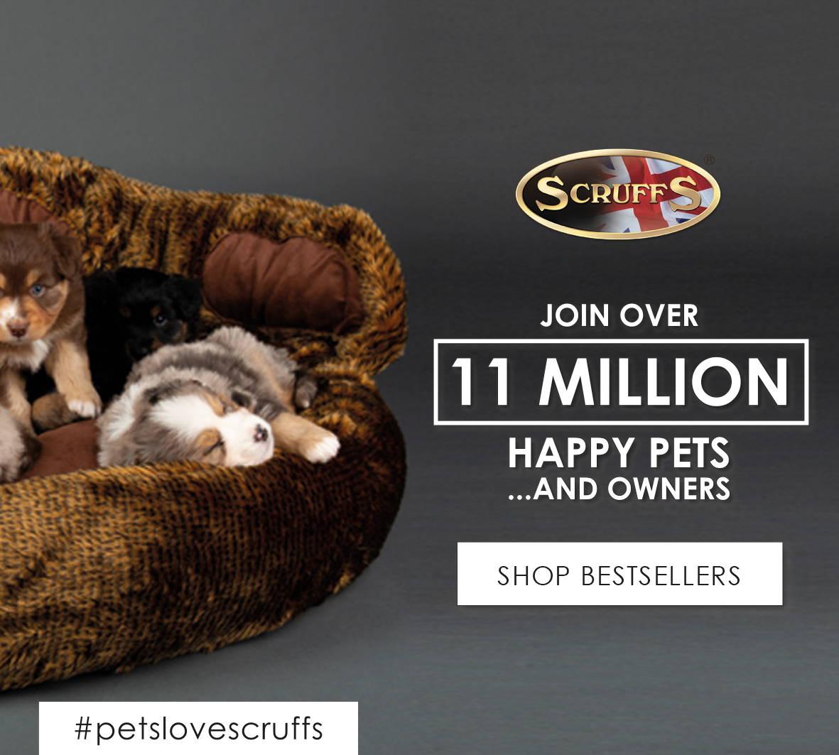 Scruffs Luxury Pet Beds