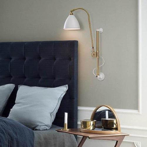 Wall Lights - Swing Arm Lamps